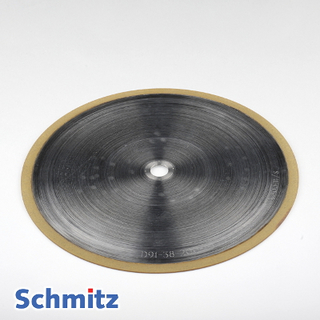 Diamond Cut-Off Wheel Ø80 x 0,6 x 22 x 2 mm, electroplated for cutting of polyamidees and PMMA