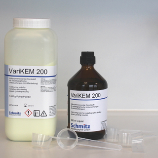 5 x VariKEM 200, 1 set (1 kg powder + 500 mL hardening agent)