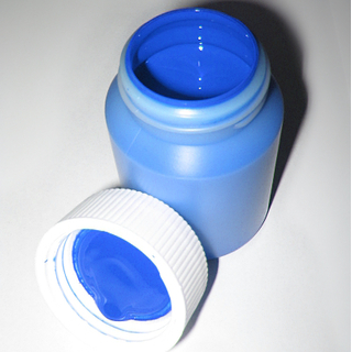 Epotint blue to stain Epoclear, contains 100 g