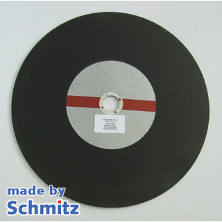 Abrasive Cut-off Wheels Ø400x3,0x32 mm for cutting materials up to 40 HRC