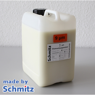 Diamond slurry monocrystalline, 20 µm, 250 cts/L, 1000 ml dropper bottle